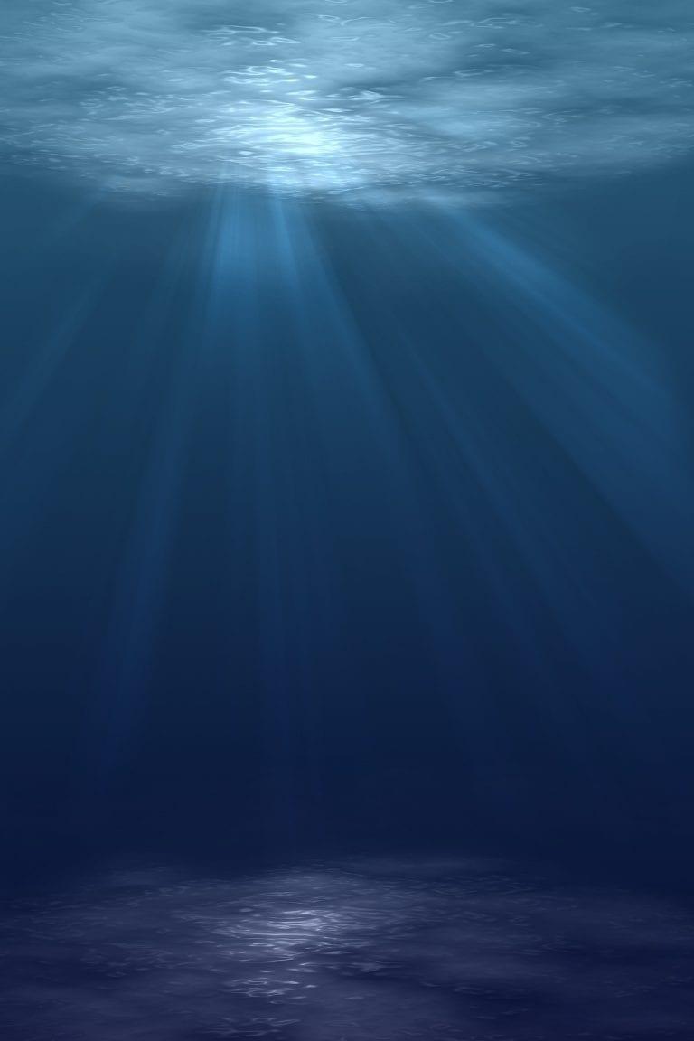 lumière sous marine