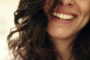 Femme sourire