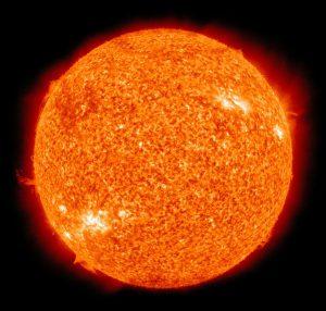 Feu soleil